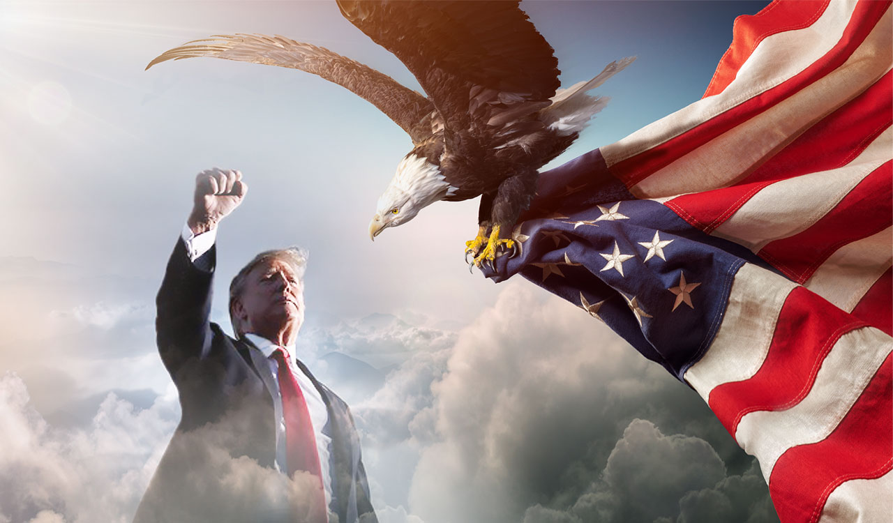 Shocking Prophecies About Trump's Next Four Years 2020-2024