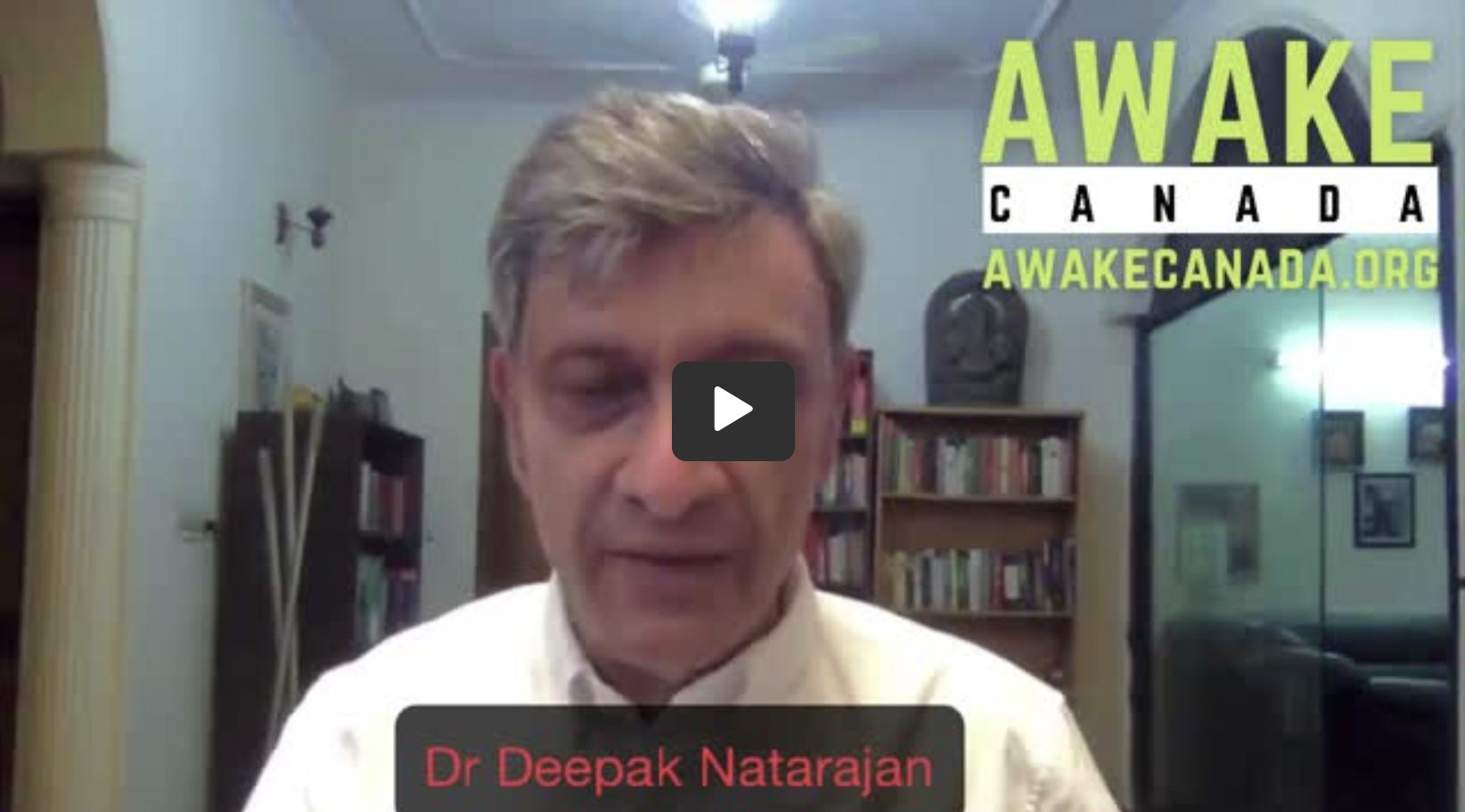 Dr Deepak Natarajan has proven Ivermectin works.