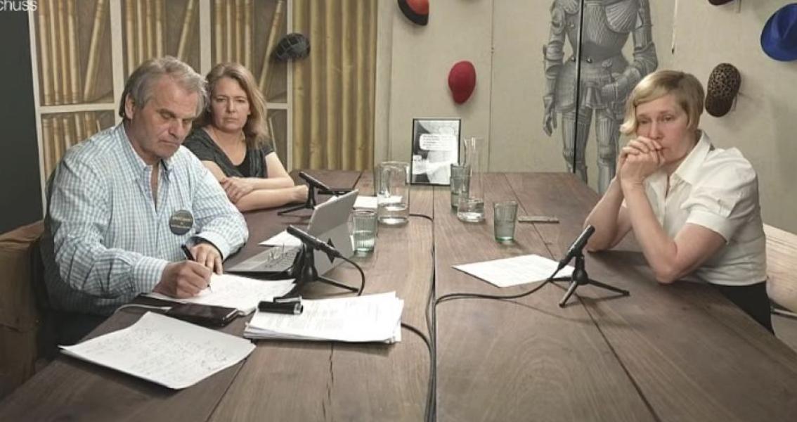 Reiner Fullmich and Brian Gerrish Interview.