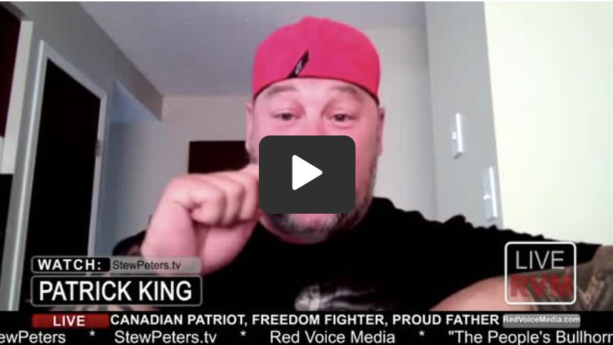 Patrick King of Red Deer Alberta Wins Court Case.