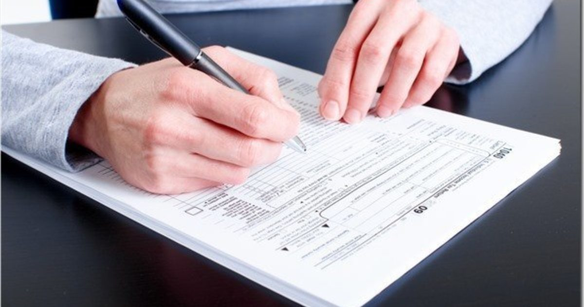 Notice of Liability Forms